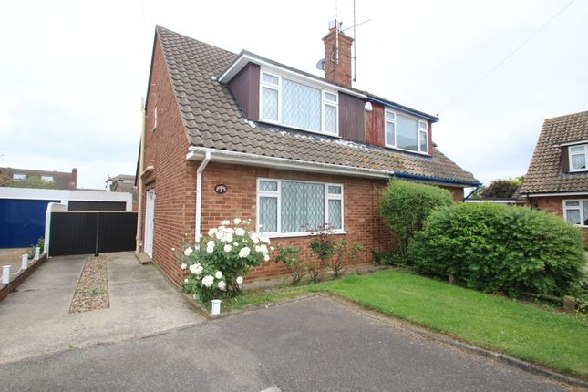 Thumbnail Semi-detached house for sale in The Laxtons, Ashingdon, Rochford