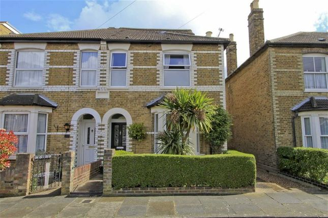 Thumbnail Semi-detached house for sale in Edgar Road, Yiewsley, Middlesex