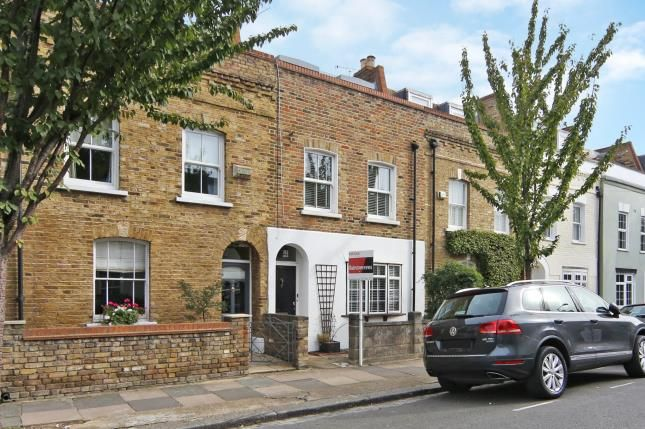 Thumbnail Terraced house for sale in Knowsley Road, Battersea, London