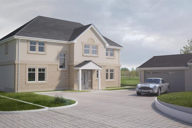 Thumbnail Detached house for sale in The Manor, Glenbervie Mews, Stirling Road, Larbert