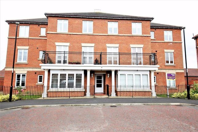Thumbnail Flat for sale in Aylesford Mews, Ashbrooke, Sunderland