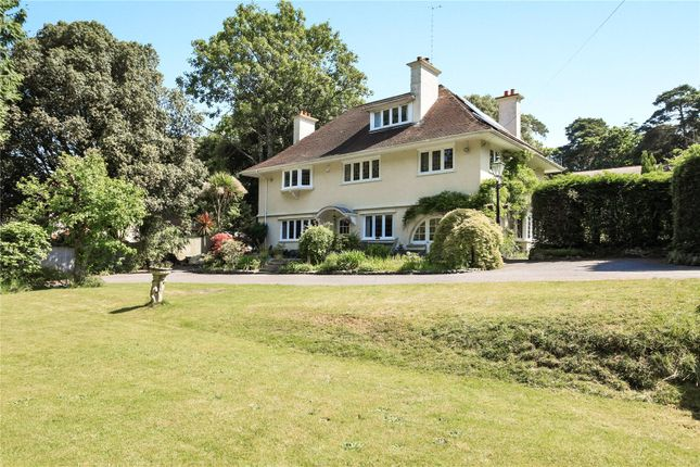 Thumbnail Detached house for sale in Lakeside Road, Poole