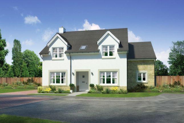Thumbnail Detached house for sale in Plot 50- The Comrie, Castle Gardens, Lempockwells Road, Pencaitland