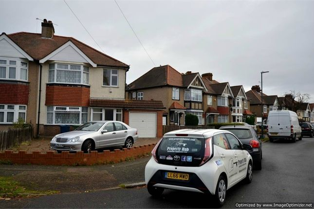 Thumbnail Semi-detached house to rent in Park Crescent, Harrow, Greater London