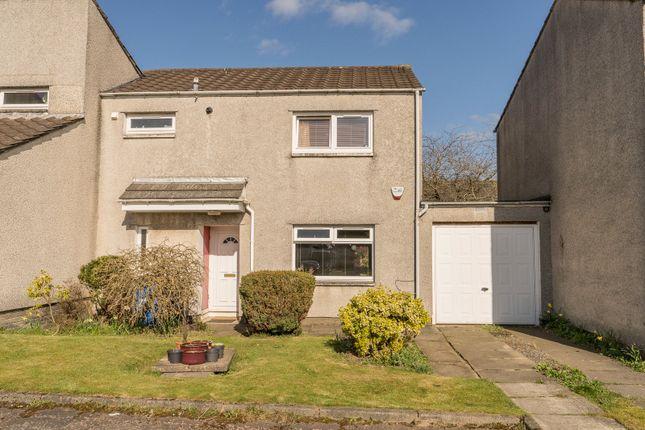 Thumbnail Terraced house for sale in Garry Walk, Livingston