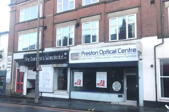 Thumbnail Retail premises to let in 42 Lune Street, Preston