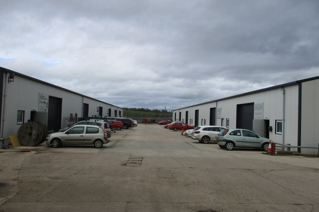 Thumbnail Light industrial to let in Little Castle Business Park, Raglan