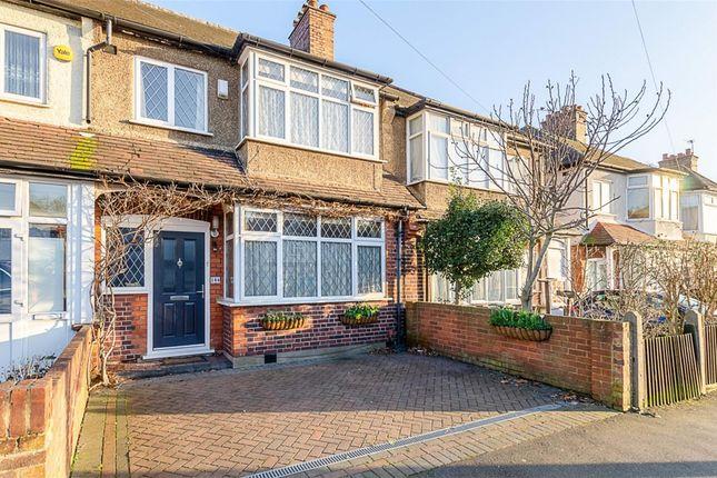 Front Aspect of Clensham Lane, Sutton, Surrey SM1