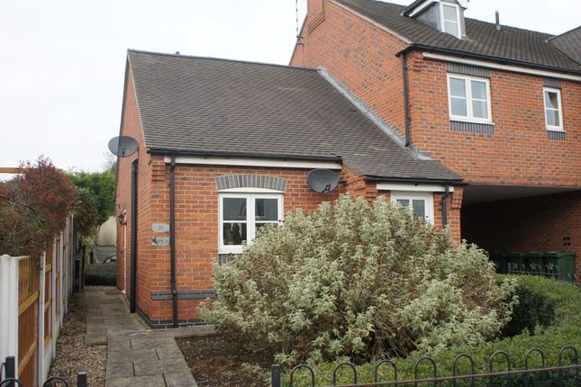 Thumbnail Flat for sale in Melton Road, Barrow Upon Soar, Loughborough
