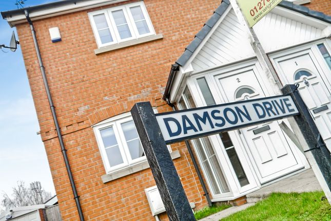 Semi-detached house to rent in Damson Drive, Nantwich