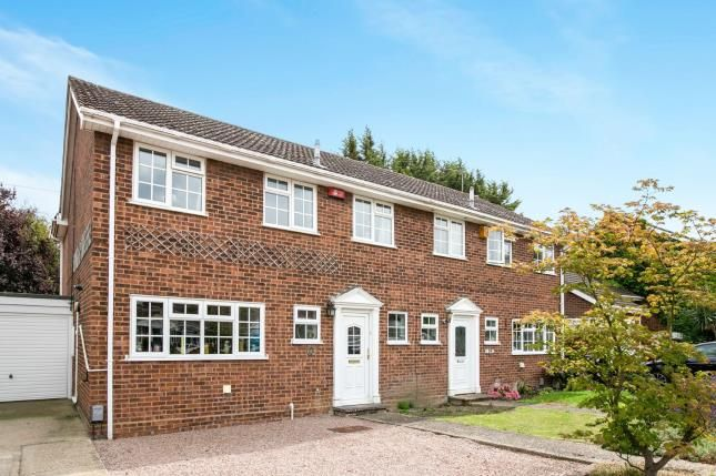 Thumbnail Semi-detached house for sale in Campion Road, Westoning, Beds, Bedfordshire