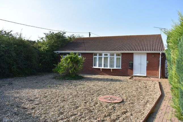 Thumbnail Detached bungalow for sale in Main Road, Frating, Colchester