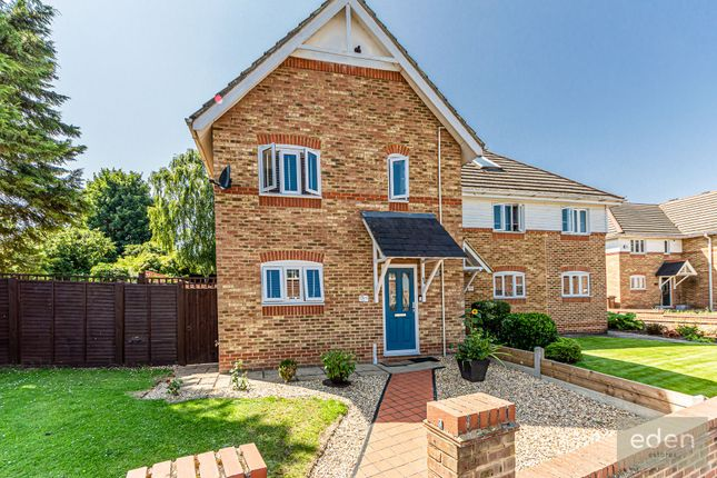 Thumbnail Semi-detached house for sale in High Street, Halling