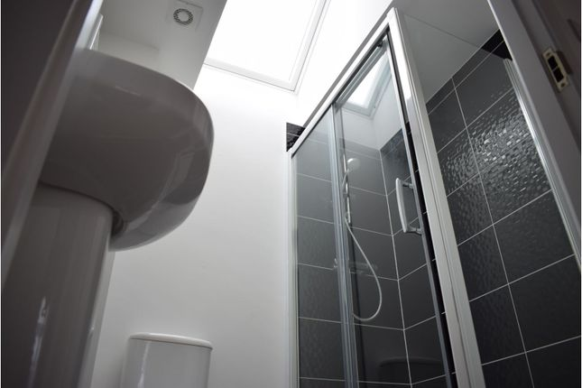 Shower Room of Amber Grove, Sutton-In-Ashfield NG17