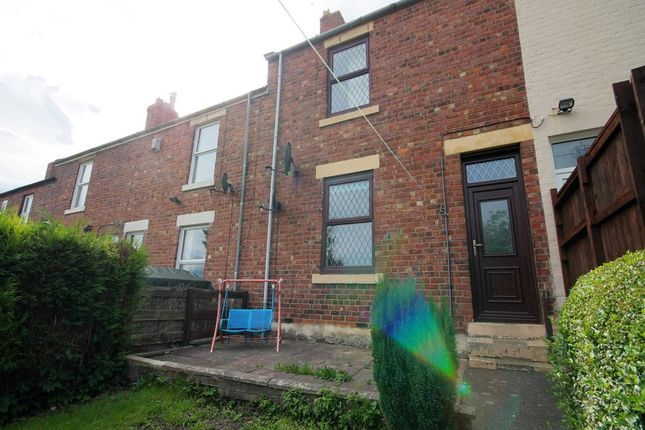 Thumbnail Terraced house to rent in Orchard Terrace, Throckley, Newcastle Upon Tyne