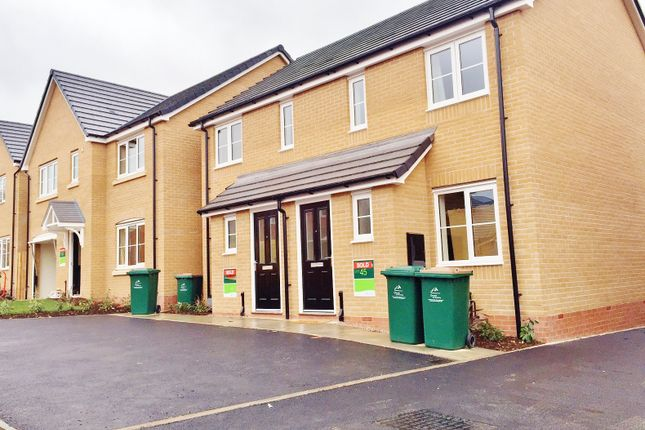 Thumbnail Semi-detached house to rent in Greyhound Road, The Brooks, Coventry