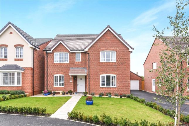Thumbnail Detached house for sale in Egremont Close, Evesham