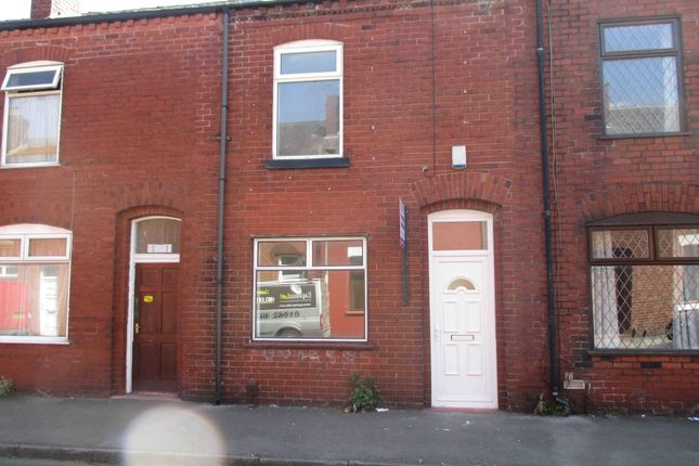 Thumbnail Terraced house to rent in Selwyn Street, Leigh, Manchester, Greater Manchester