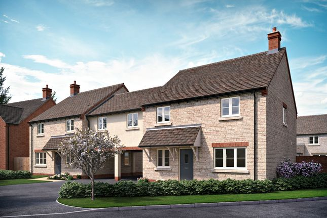 Thumbnail Link-detached house for sale in Oakland Grange, Freeland, Witney