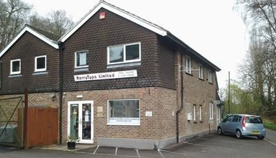 Office to let in Chancton House, 1st Floor Offices, The Wharf, Midhurst