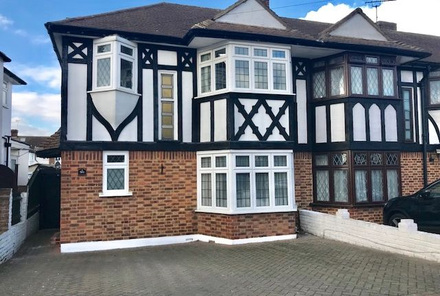 Thumbnail Semi-detached house for sale in Dudley Drive, Morden