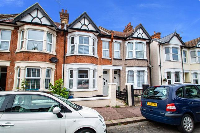 Thumbnail Terraced house to rent in Rochford Avenue, Westcliff-On-Sea