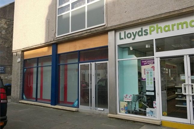 Thumbnail Commercial property to let in Horsemarket, Kelso