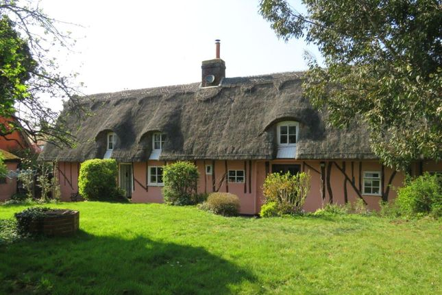 Thumbnail Cottage for sale in Church End, Gamlingay, Sandy