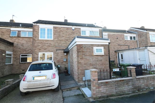 Thumbnail Terraced house for sale in Longcroft Drive, Waltham Cross, Hertfordshire