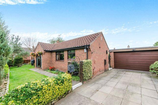Thumbnail Detached bungalow for sale in Cottam Road, South Leverton, Retford