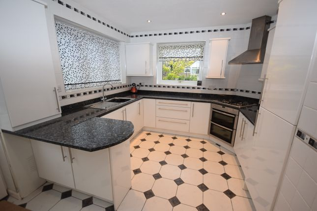 Thumbnail Bungalow for sale in Tollemache Road, Mottram, Hyde