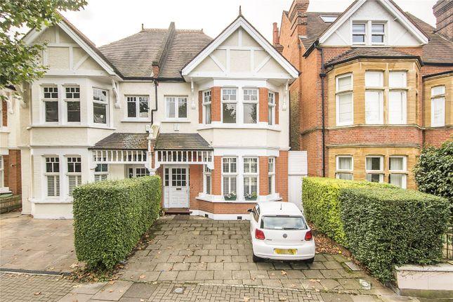Thumbnail Semi-detached house for sale in Howards Lane, London