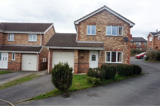 Thumbnail Detached house for sale in Greenfields, Heckmondwike