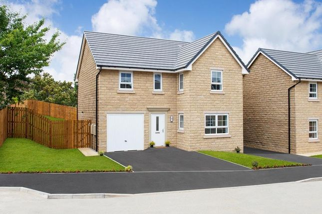"Thumbnail Detached house for sale in ""Halton"" at Grange Road, Golcar, Huddersfield"