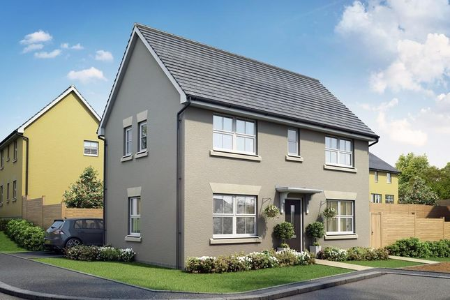 """3 bed detached house for sale in """"Ennerdale"""" at Post Hill, Tiverton EX16"""