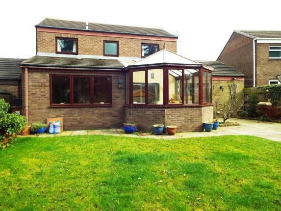 Thumbnail Detached house for sale in Chipchase, Washington, Tyne And Wear