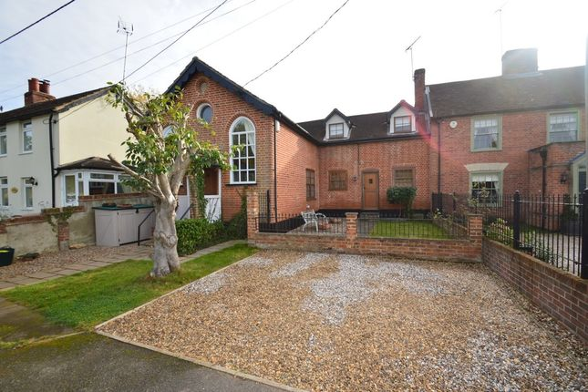 Thumbnail Semi-detached house for sale in Whights Corner, Washbrook, Ipswich