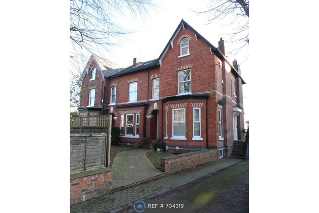 Thumbnail Flat to rent in Heaton Moor, Stockport