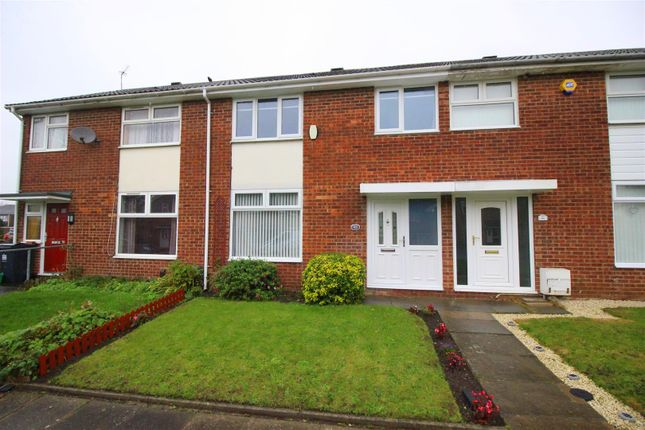 2 bed terraced house for sale in Malvern Crescent, Darlington DL3