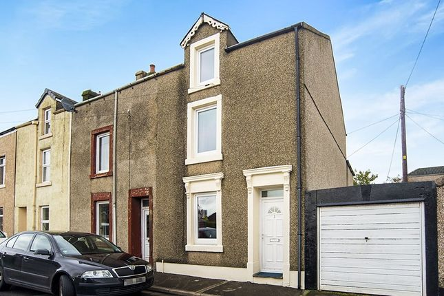 Thumbnail Terraced house to rent in Roper Street, Cleator