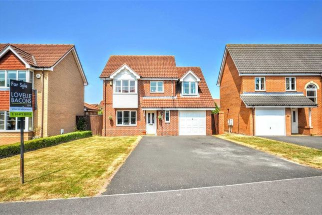 Thumbnail Property for sale in Blyth Way, Laceby, Grimsby