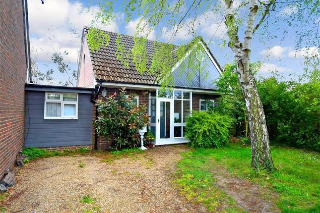 2 bed detached bungalow for sale in Old School Lane, Ryarsh, West Malling, Kent ME19