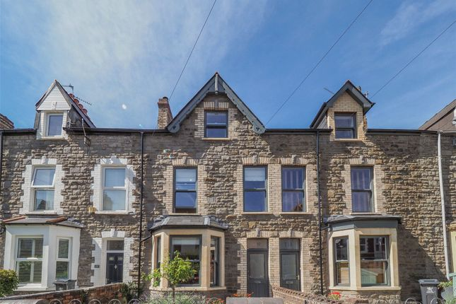 Thumbnail Terraced house for sale in Kings Road, Pontcanna, Cardiff