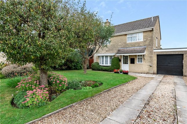 Thumbnail Detached house for sale in Axe Valley Close, Mosterton, Beaminster