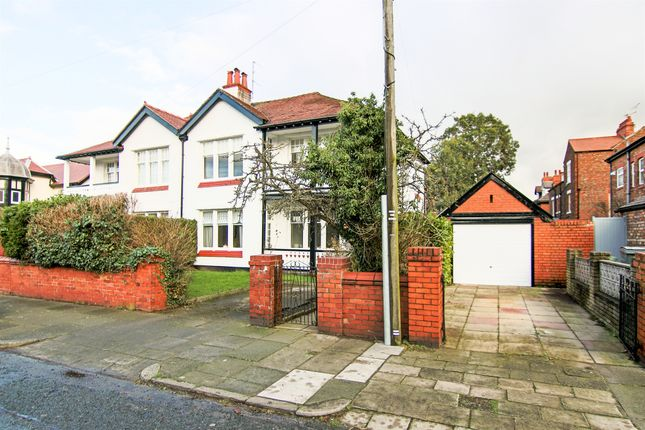 Thumbnail Semi-detached house for sale in Rolleston Drive, Wallasey