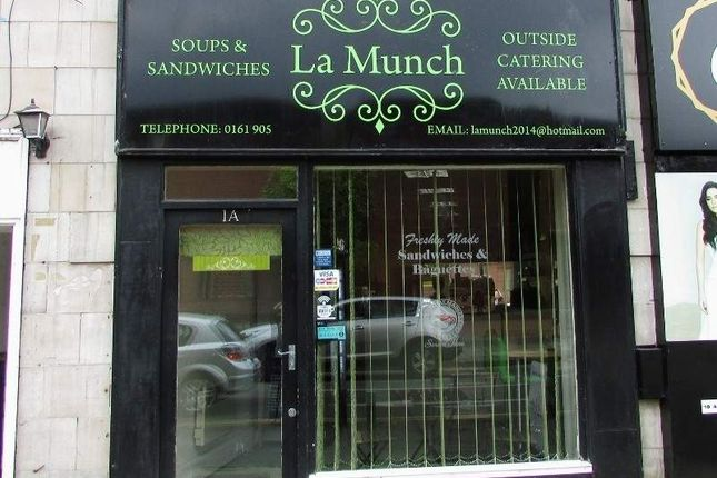 Restaurant/cafe for sale in 1A Ashton Lane, Sale