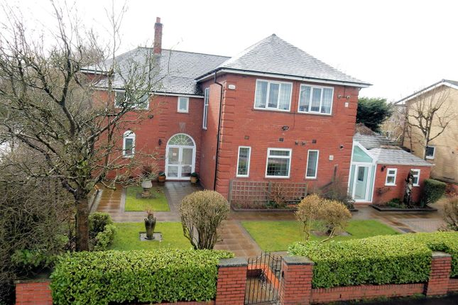 Thumbnail Detached house for sale in Walshaw Road, Walshaw, Bury