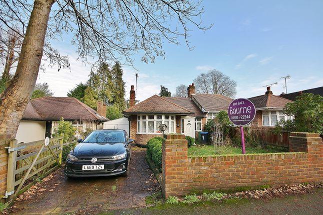 Thumbnail Semi-detached bungalow to rent in Triggs Lane, Hook Heath, Woking