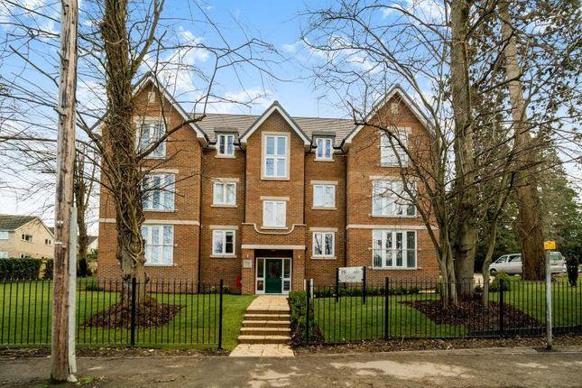 Thumbnail Flat to rent in Midwinter Court, Chandos Road, Buckingham MK18 1Ah