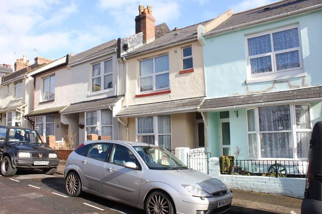 Thumbnail Terraced house to rent in Climsland Road, Paignton